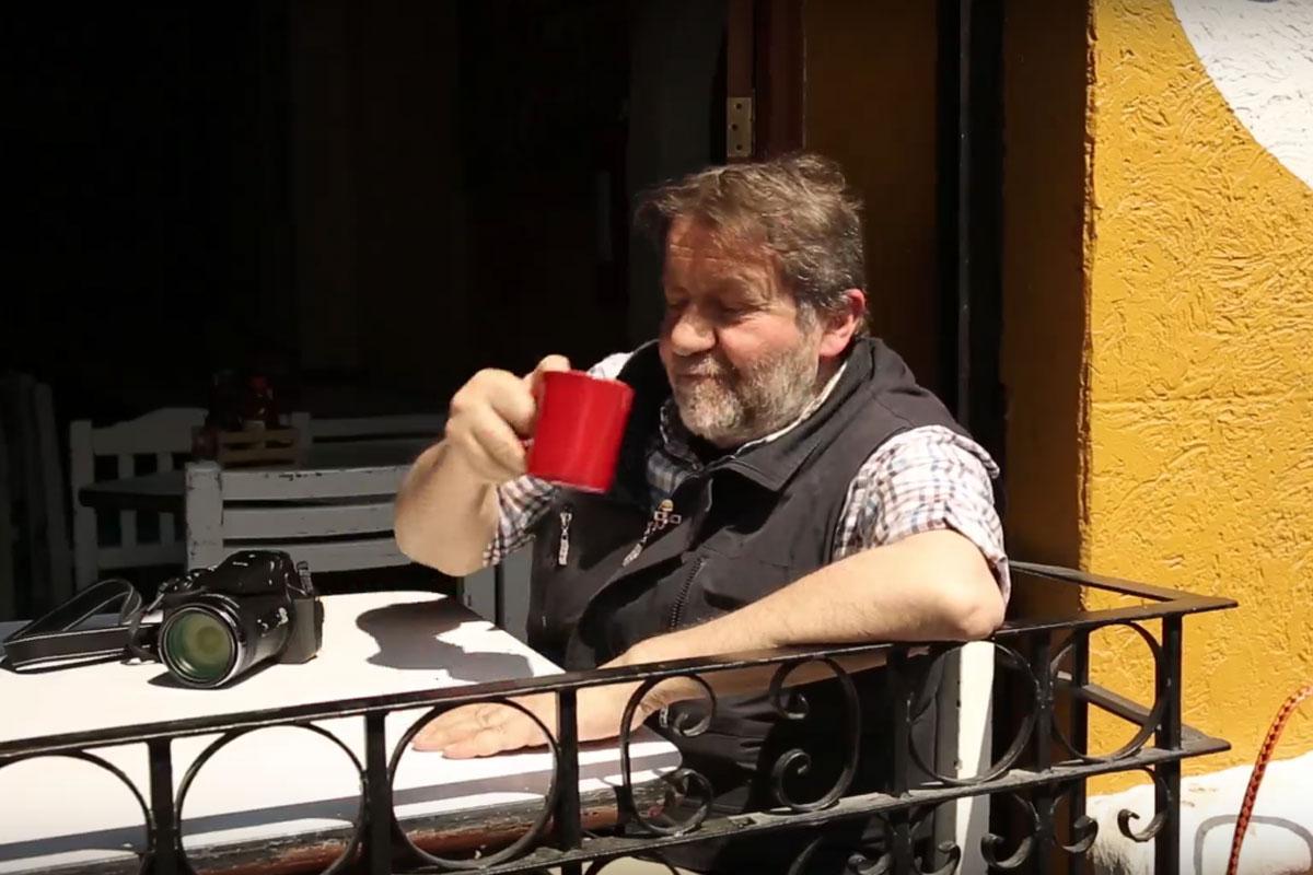 Nescafé ve Coşkun Aral'dan Kahve Belgeseli