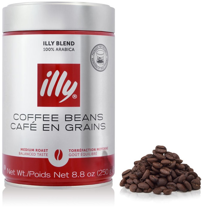Illy - Illy Orta Kavrulmuş Çekirdek Kahve 250 G