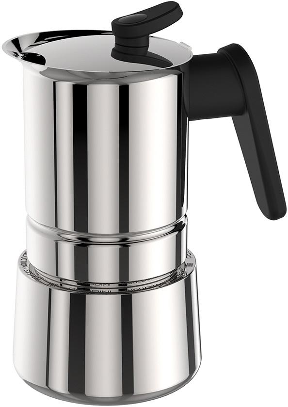 Pedrini - Pedrini Caffet-Acciaio 2 Cup Moka Pot