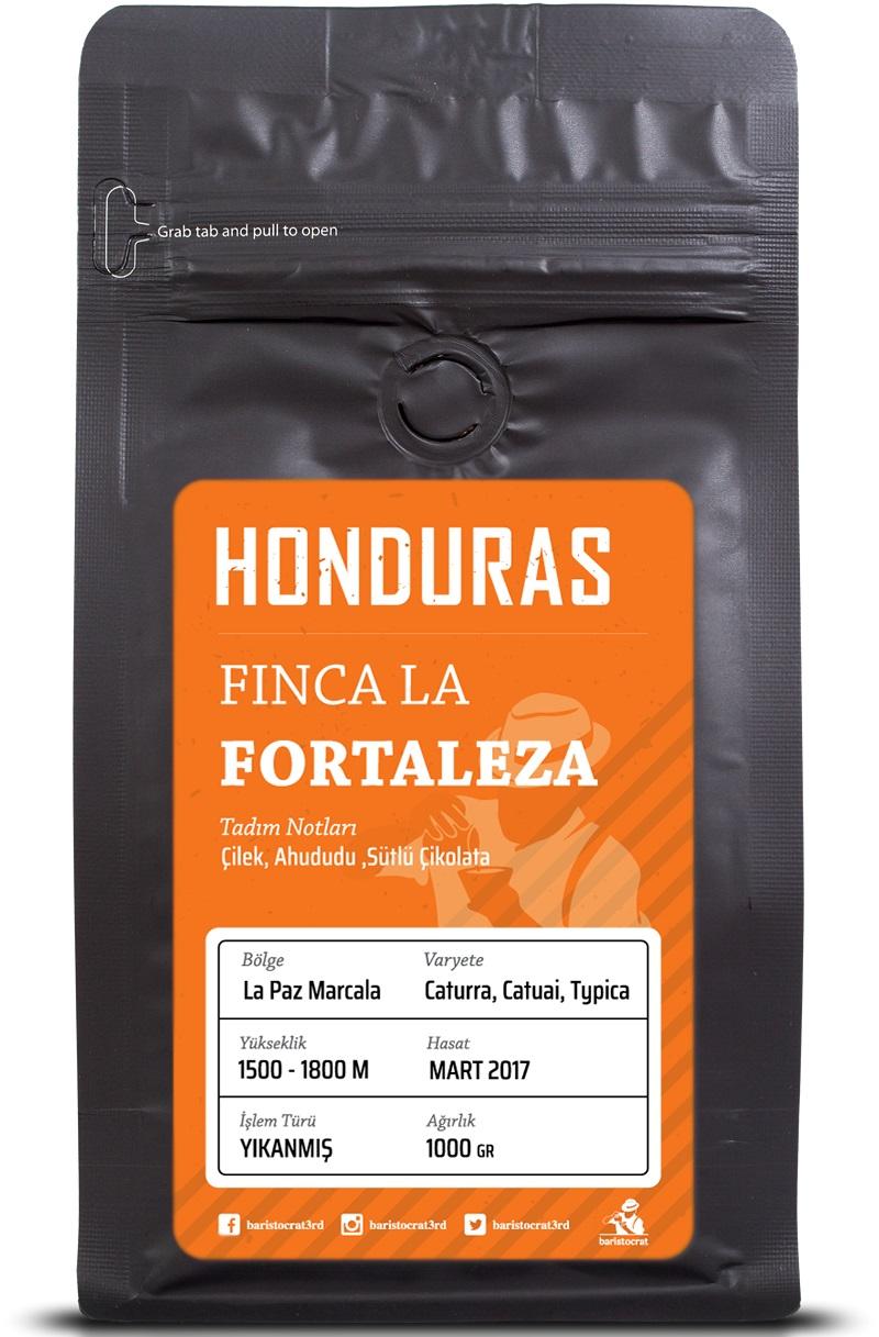 Baristocrat - Baristocrat Honduras Finca La Fortaleza Kahve 250 G