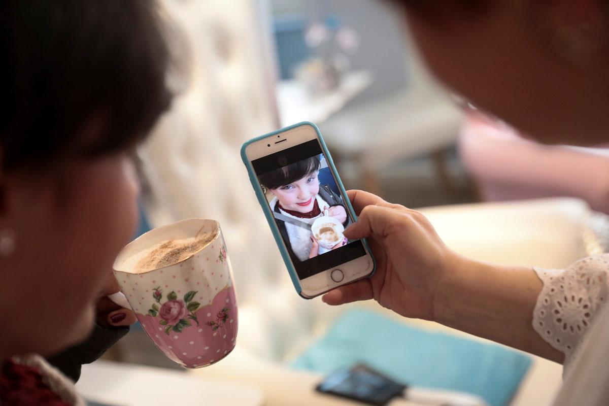 Sosyal Medya'da Yeni Furya; Selfieccino