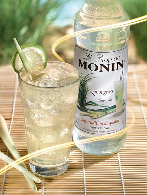 Monin Lemon Grass Şurup 0.7 L
