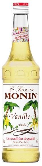 Monin - Monin Vanilla Şurup 0.7 L