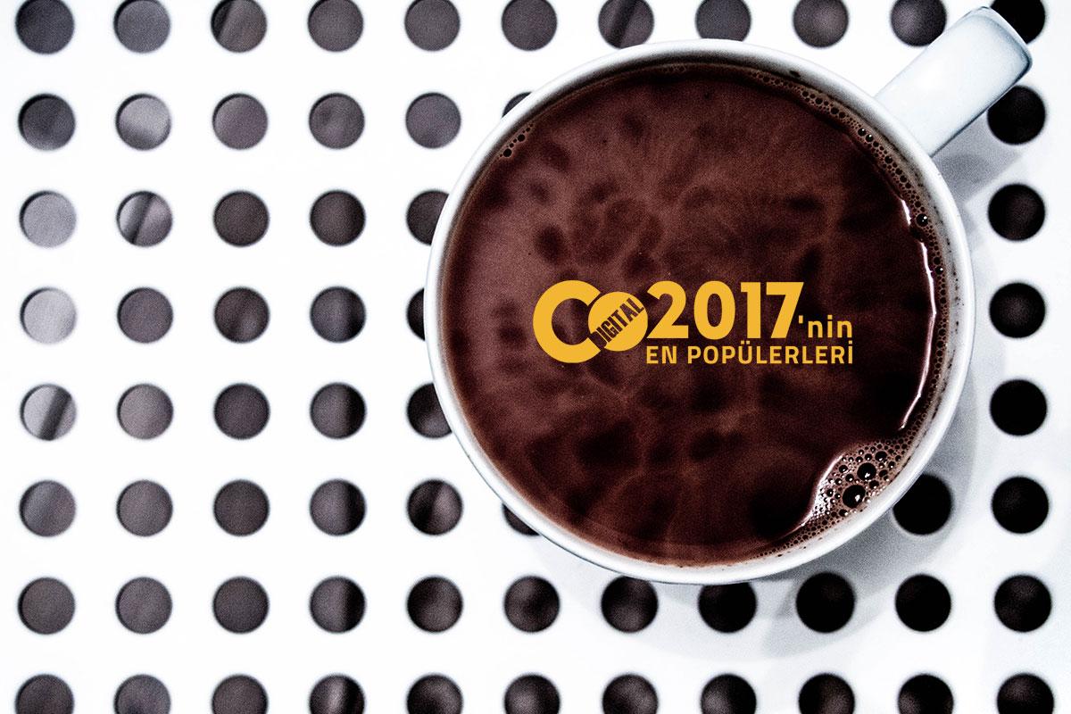 2017'nin En Popüler Sade Kahveleri
