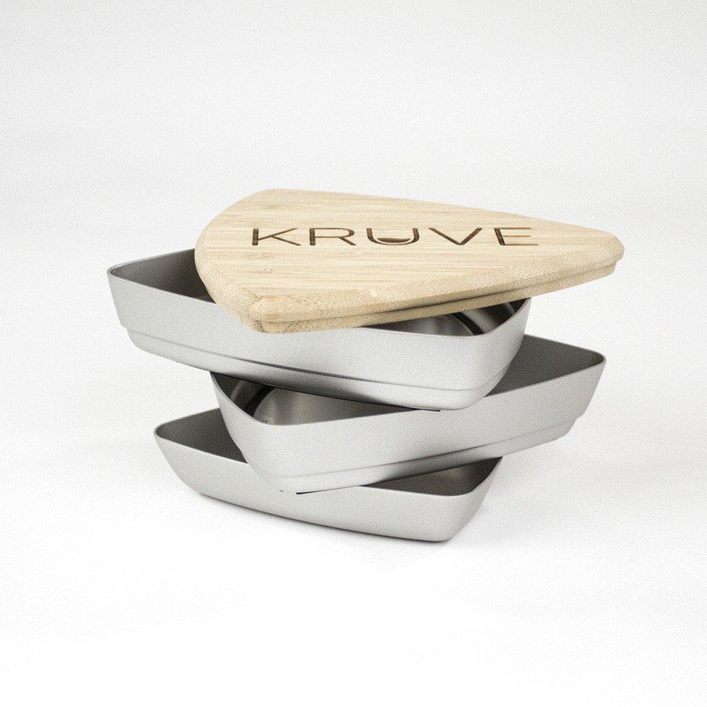 Kruve Sifter Two Silver Kahve Eleği