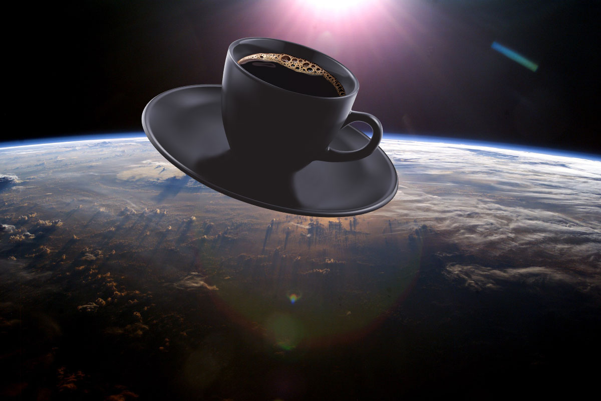 Astronotlar Kahveyi Nasıl Hazırlıyor?