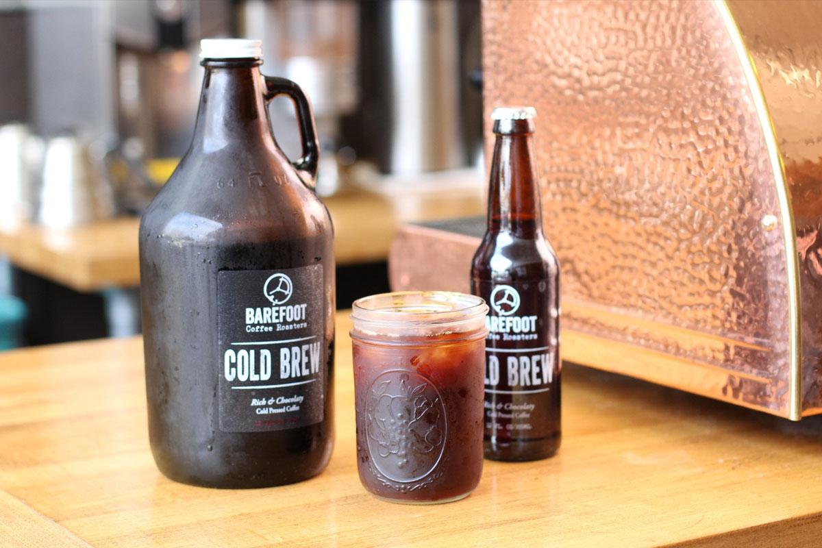 O Yaz Buraya Gelecek! Cold Brew'e Kendinizi Hazırlayın