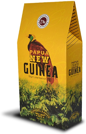 Coffeemania - Coffeemania Papua New Guinea Kahve 250 G