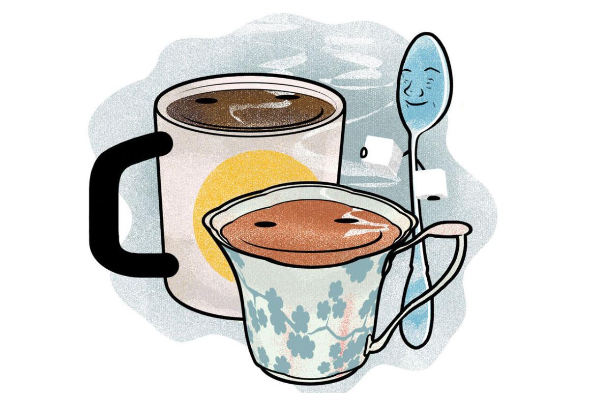 Kahve Sizi Çaydan Nasıl Farklı Etkiliyor?