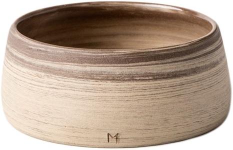 Masuma Ceramics - Masuma Ceramics Kahverengi Küçük Kase
