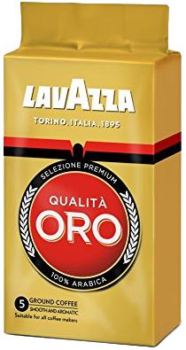 Lavazza - Lavazza Qualita Oro Öğütülmüş Kahve 250 G