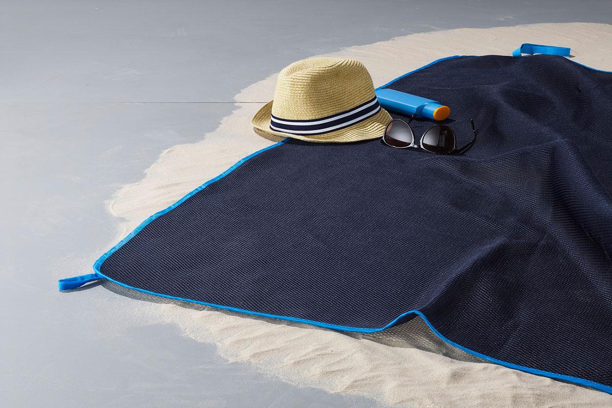 Tchibo'dan Kumlanmayan Örtü ile Kumu Plajda Bırakın