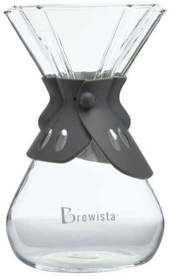 Brewista - Brewista Smart Brew 8 Cup Hourglass Kahve Demleyici