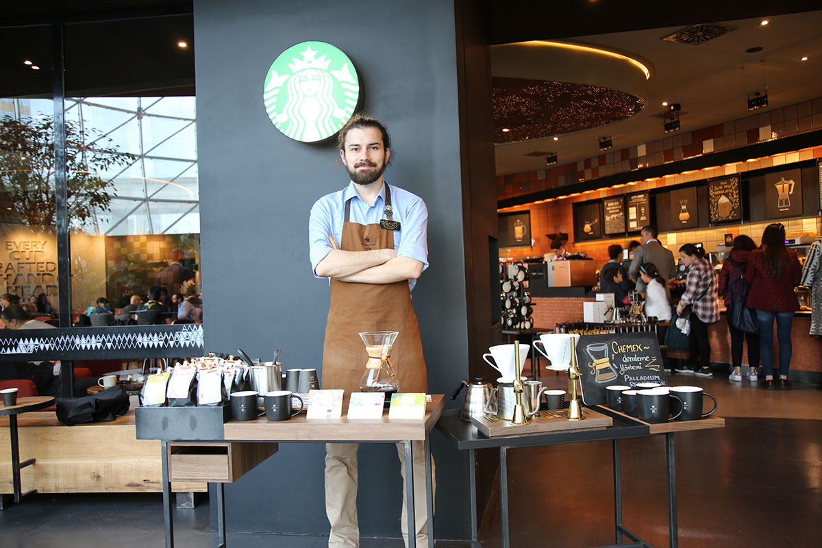 Starbucks Reserve Palladium