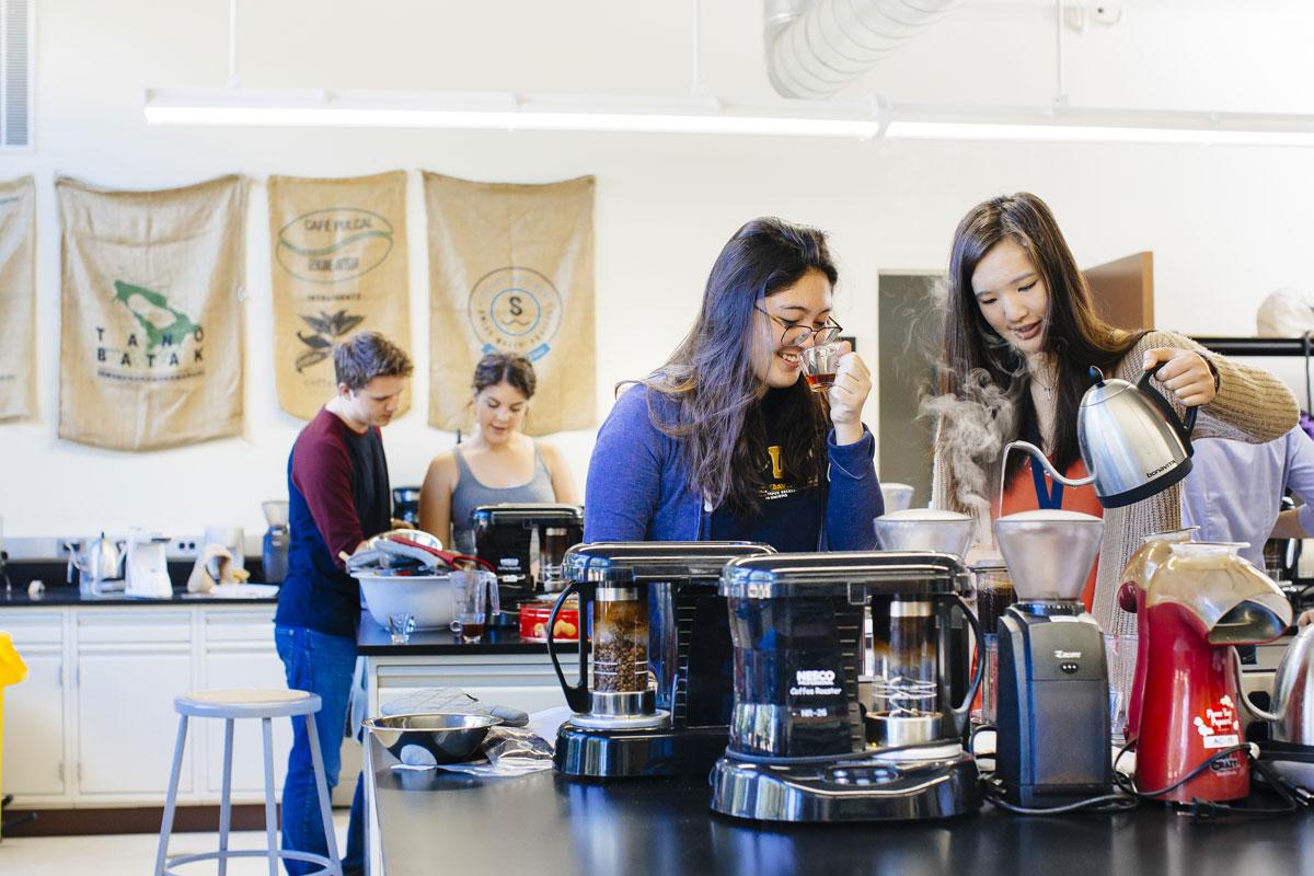 La Marzocco'dan Kahve Merkezine 750 Bin Dolarlık Yatırım