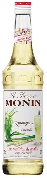 Monin - Monin Lemon Grass Şurup 0.7 L