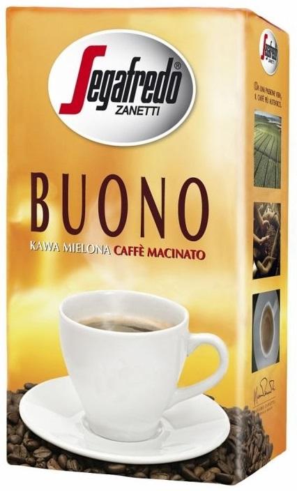 Segafredo - Segafredo Buono Öğütülmüş Kahve 250 G
