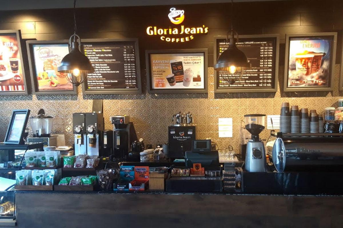 Gloria Jean's Coffees'in Yeni Mağazası Göztepe'de Açıldı