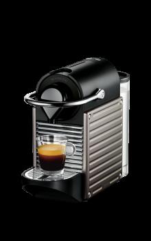 Nespresso Pixie Kırmızı Kapsüllü Kahve Makinesi