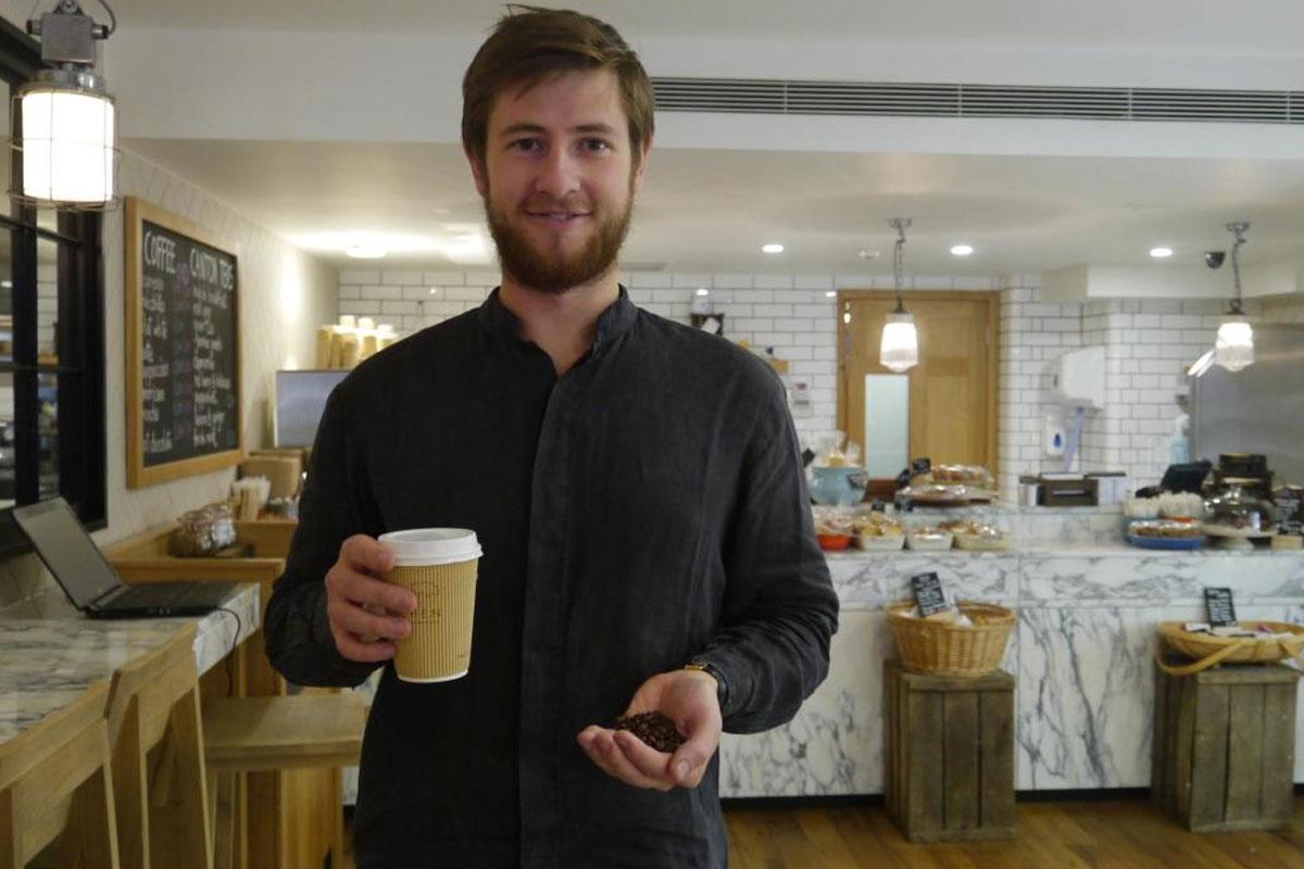 Kahveden Yenilenebilir Enerji Elde Edilebiliyor