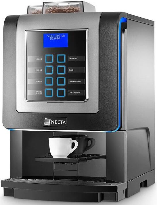 Necta - Necta Koro Prime Espresso Tam Otomatik Kahve Makinesi