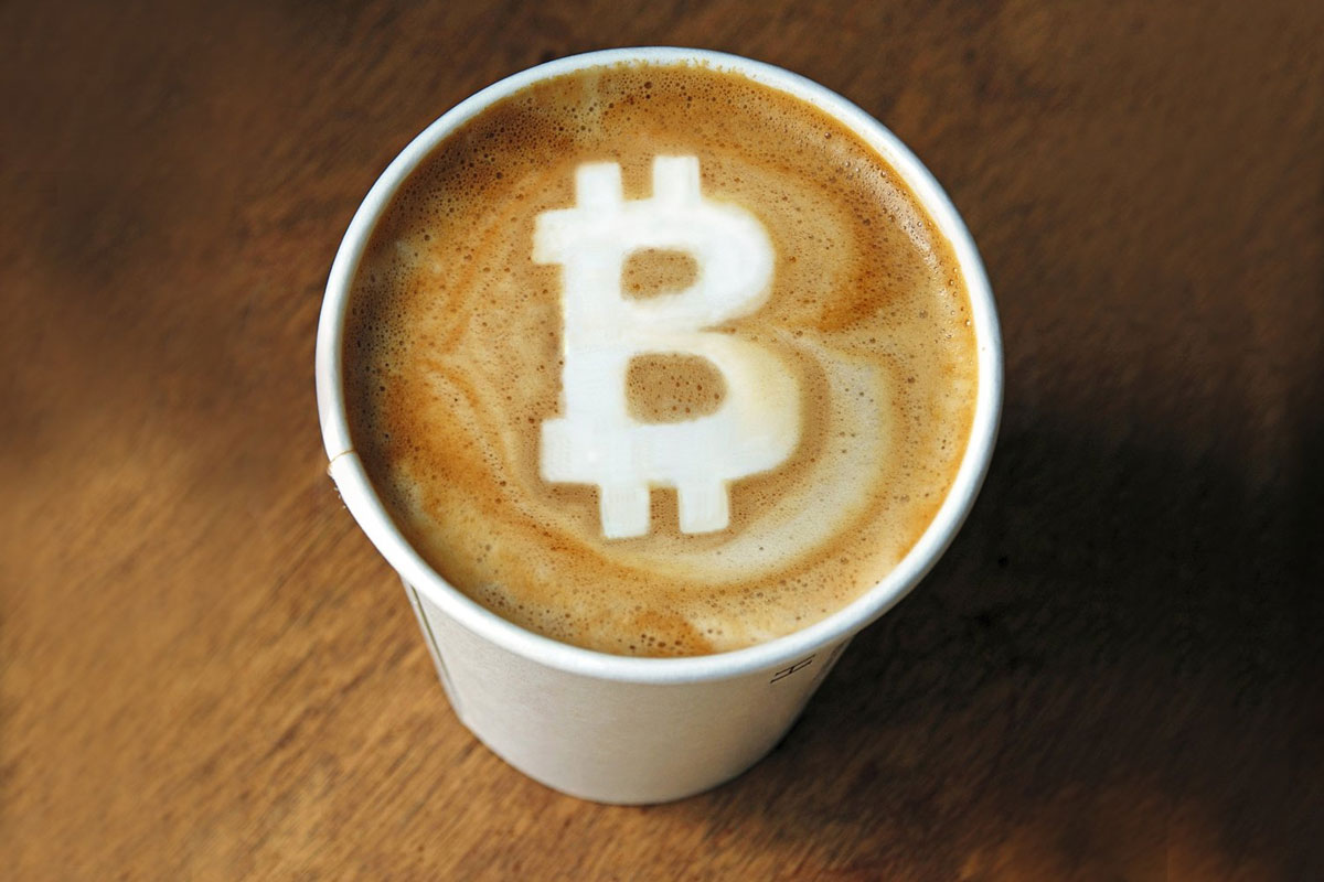 Bitcoin İle Komut Alan Kahve Makinesi