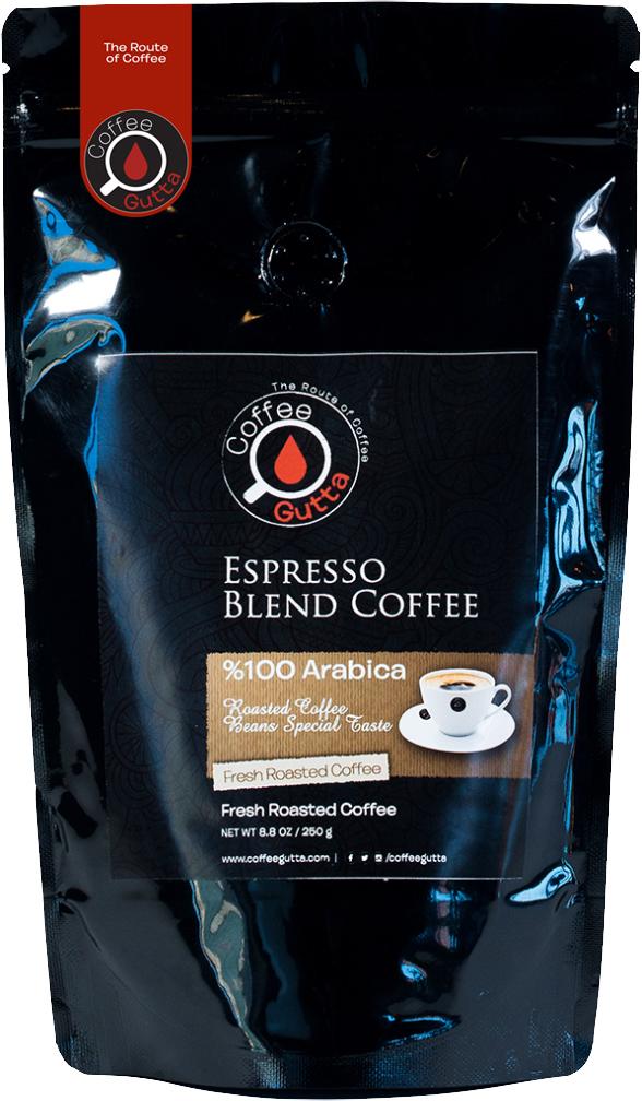 Coffee Gutta - Coffee Gutta Espresso Blend Kahve 250 G