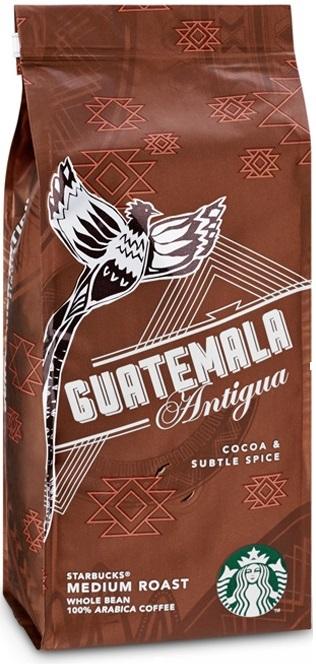 Starbucks - Starbucks Guatemala Antigua Medium Roast Çekirdek Kahve 250 G