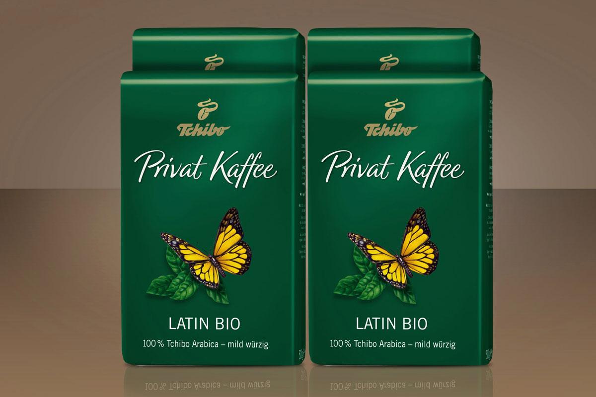 Tchibo Organik Kahve Keyfi; Privat Kaffee Latin Bio