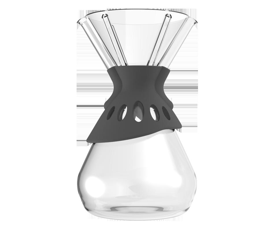 Brewista Smart Brew 8 Cup Hourglass Kahve Demleyici