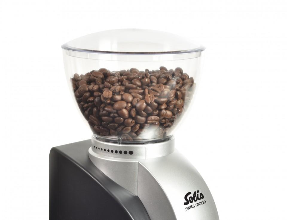 Solis Scala Kahve Öğütücü Siyah