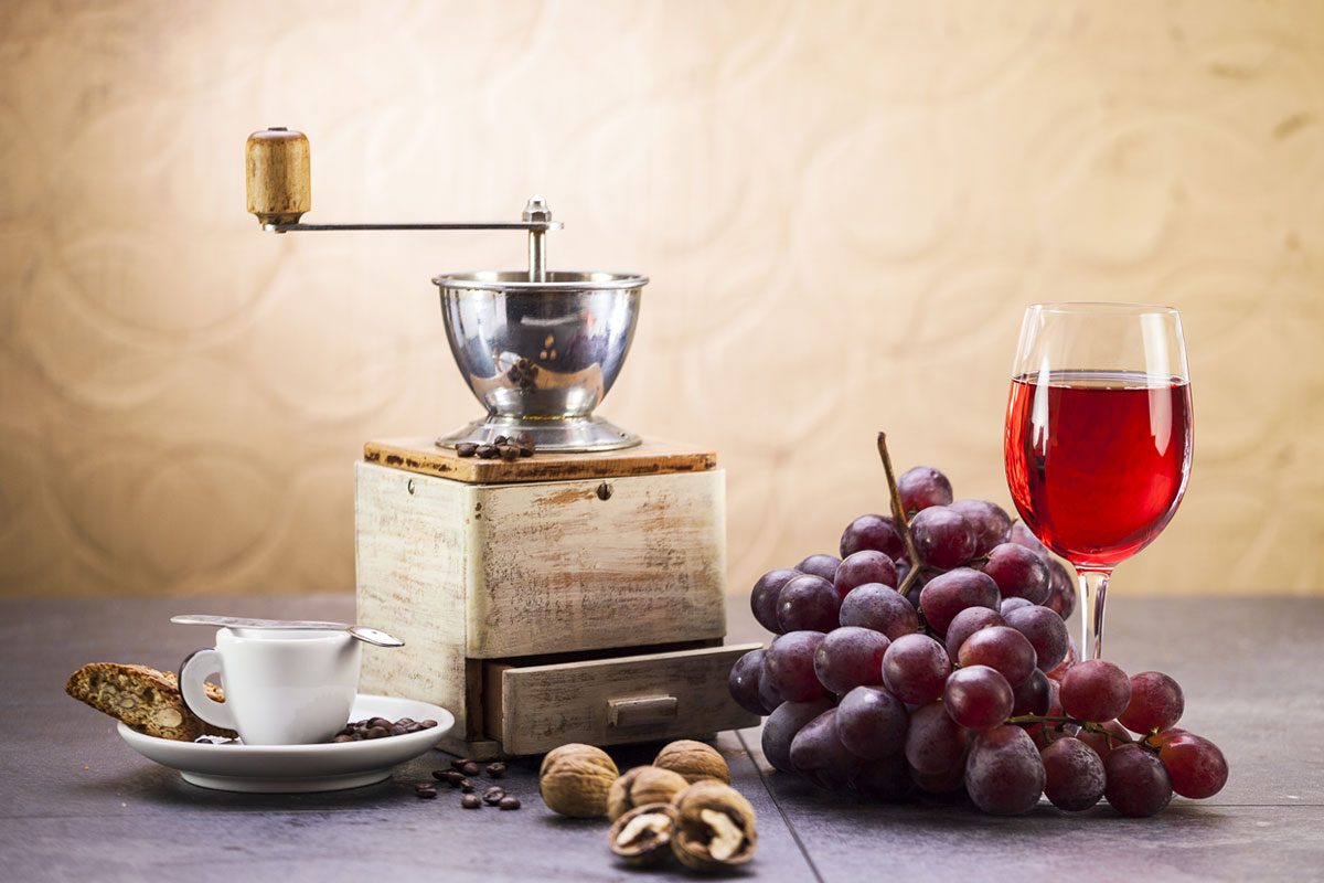Akşamları Şarap mı Kahve mi? İkisinin Birleşimine Ne Dersiniz?