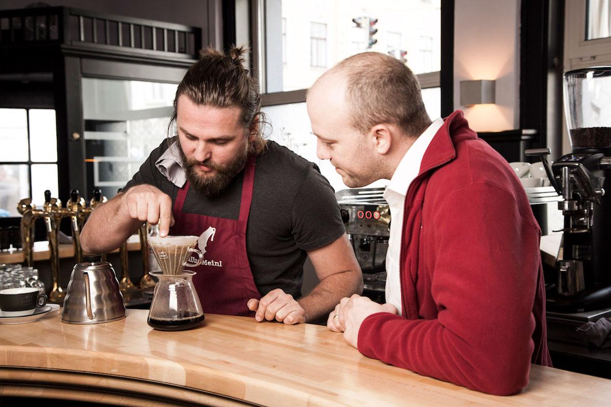 Julius Meinl'dan Dükkanlar İçin Originals Kahve ve Ekipman Hizmeti