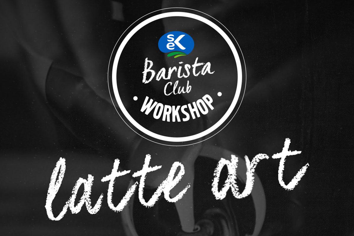 SEK Barista Club'tan Latte Art Workshop