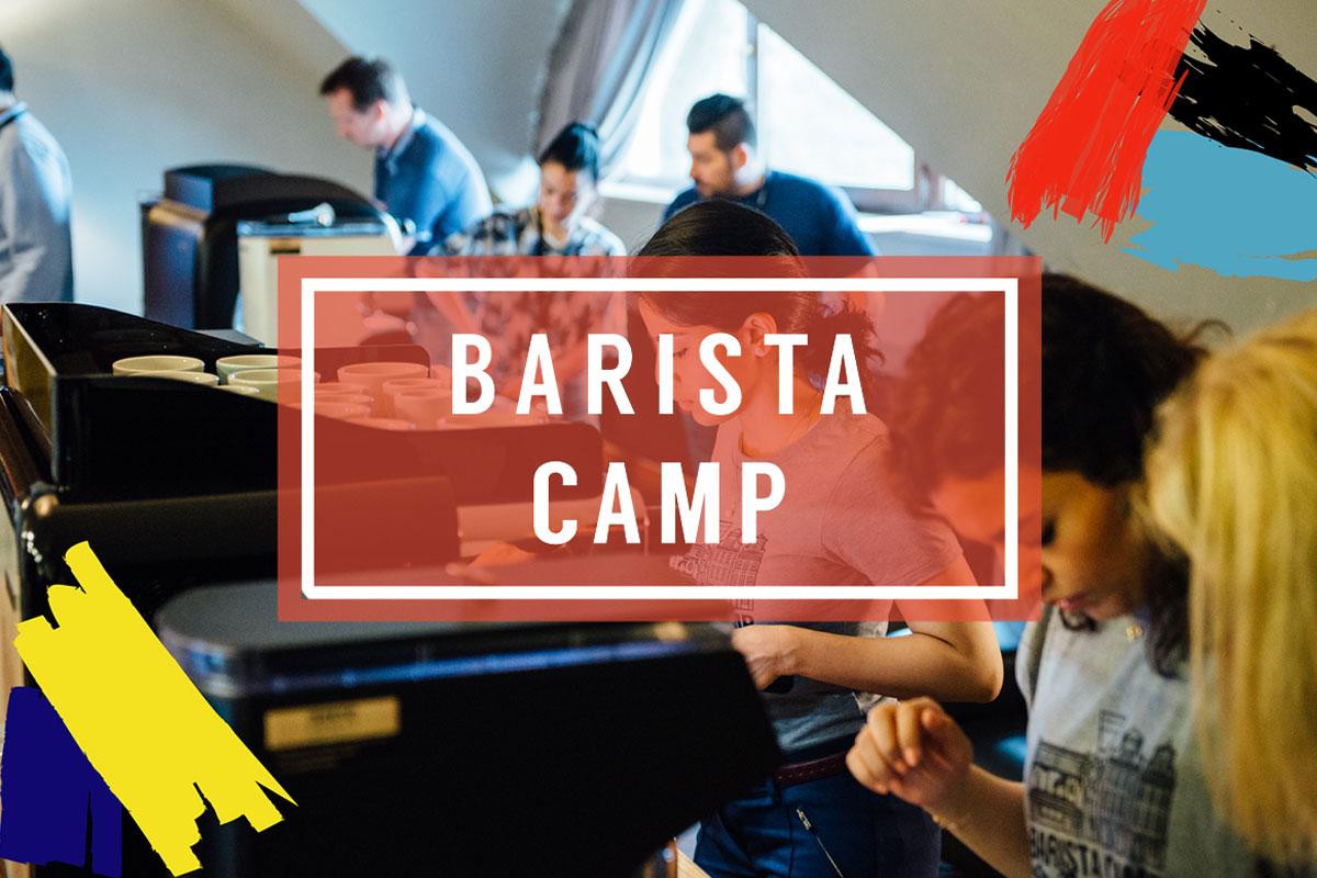 Yunan Sahillerinde Barista Kampı; Hem Eğitim Hem Tatil