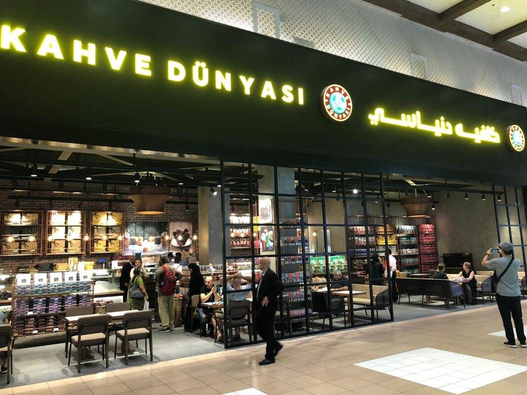 Kahve Dünyası'nın Yeni Adresi Dubai Oldu