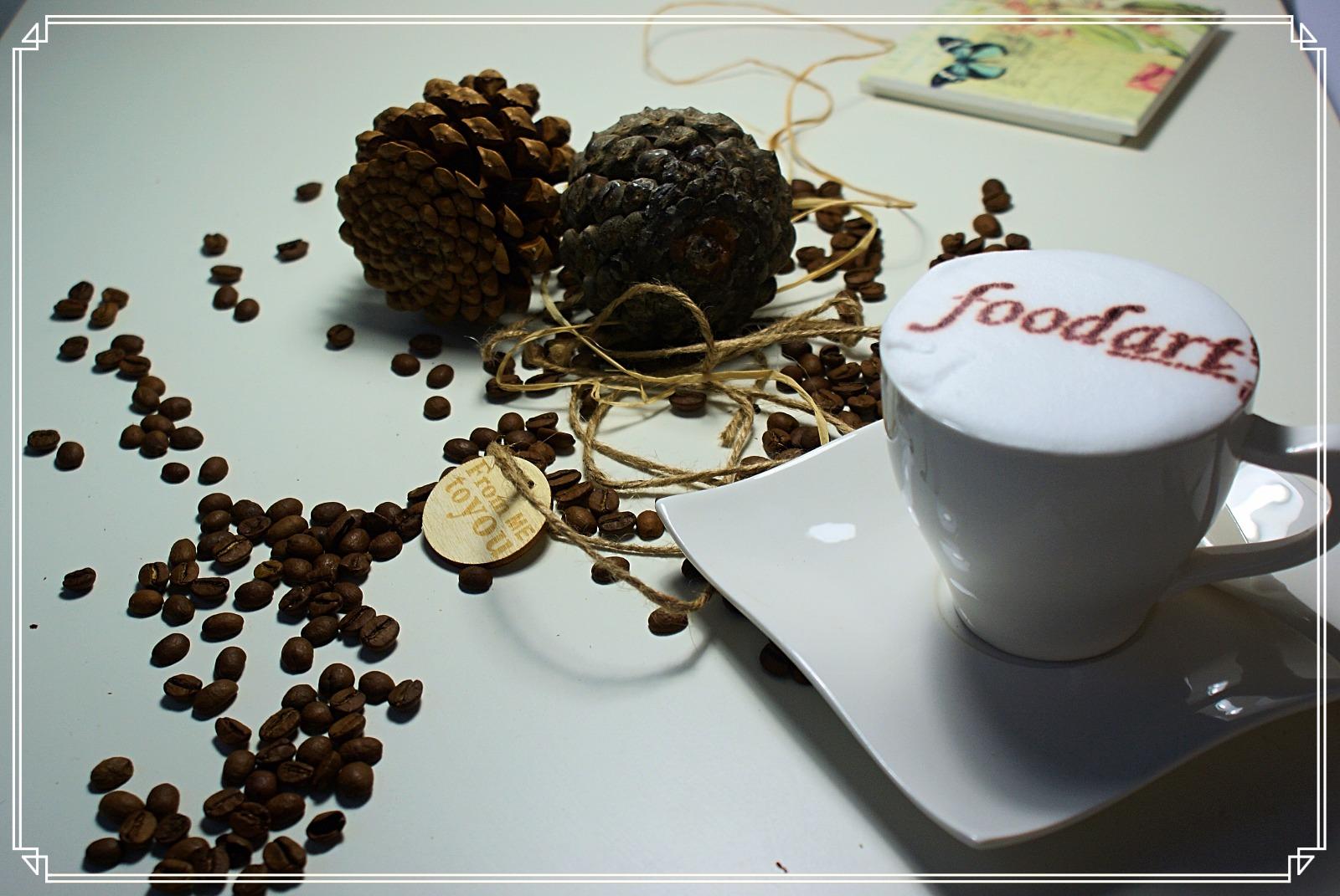 Kahveye İmaj Basan Yerli Üretim Makine: Foodart