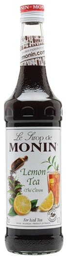Monin Lemon Tea Şurup 70 CL