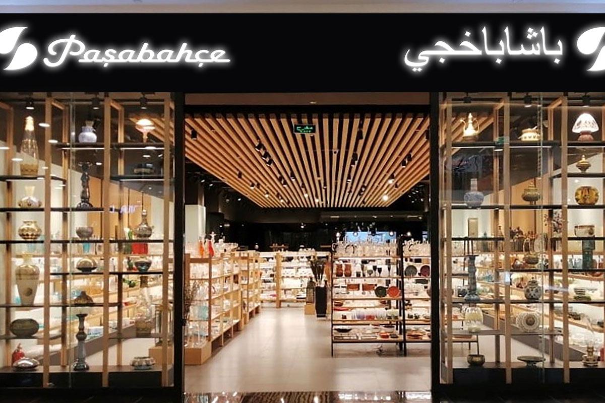 Paşabahçe 3. Yurt Dışı Mağazasını Riyad'da Açtı