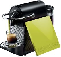 Nespresso - Nespresso Pixie Clips Yeşil Kapsüllü Kahve Makinesi & Aeroccino Bundle