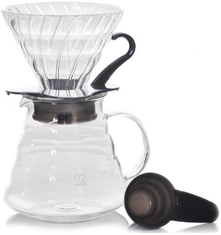 Hario - Hario V60 XGSD-02TB-EX Pour Over Kahve Demleme Seti