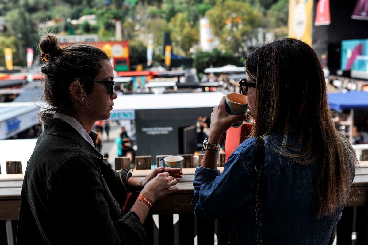 İstanbul Coffee Festival'de 45 Bine Yakın Kahvesever Buluştu