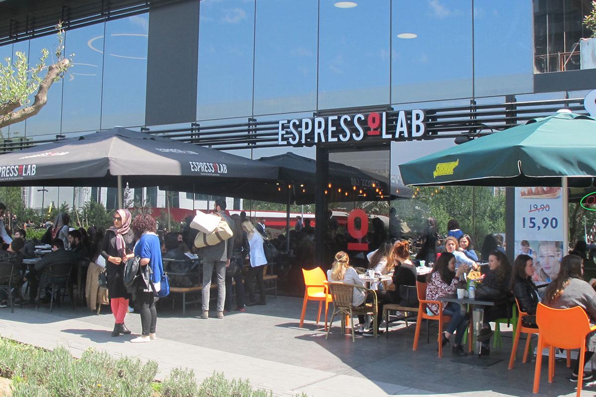 Espressolab Haliç Üniversitesi