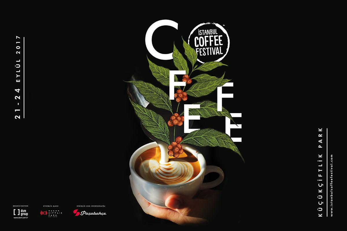 İstanbul Coffee Festival 2017 Programı Açıklandı
