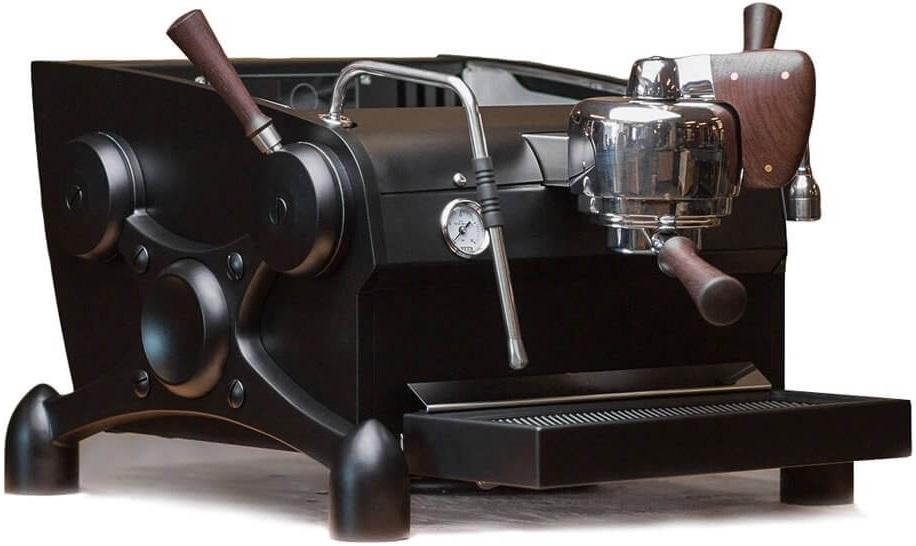 Slayer Espresso Custom 1 Grup Espresso Makinesi Siyah