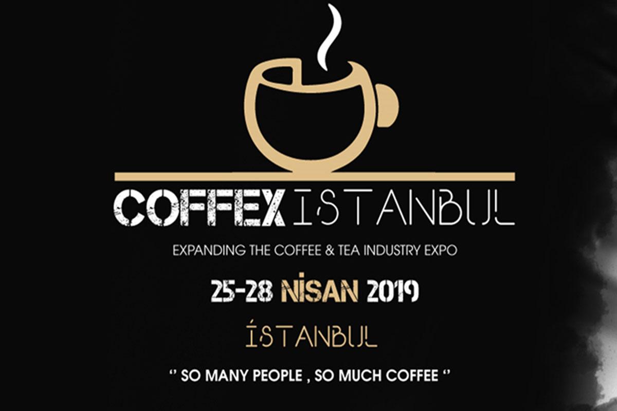 Çay-Kahve Endüstrisini Bir Araya Getiren Yeni Bir Fuar: Coffex İstanbul