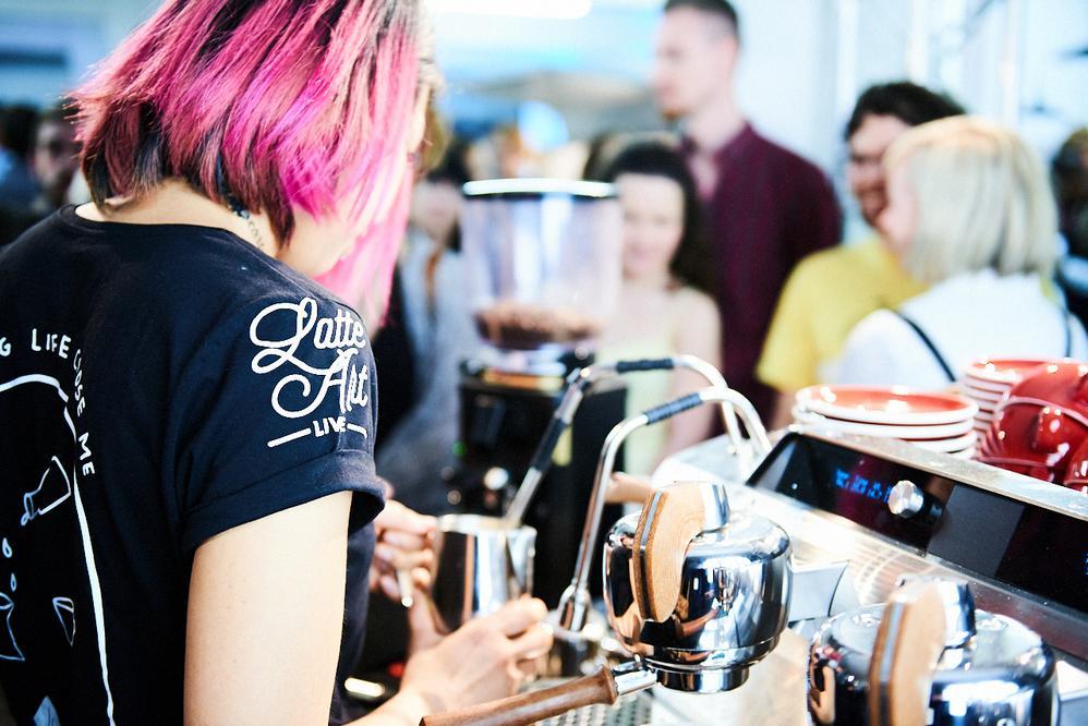 Orkun Üstel ile London Coffee Festival 2017