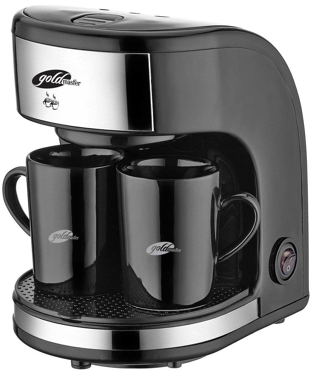 Goldmaster - Goldmaster GM-7331 Zinde Mini Filtre Kahve Makinesi