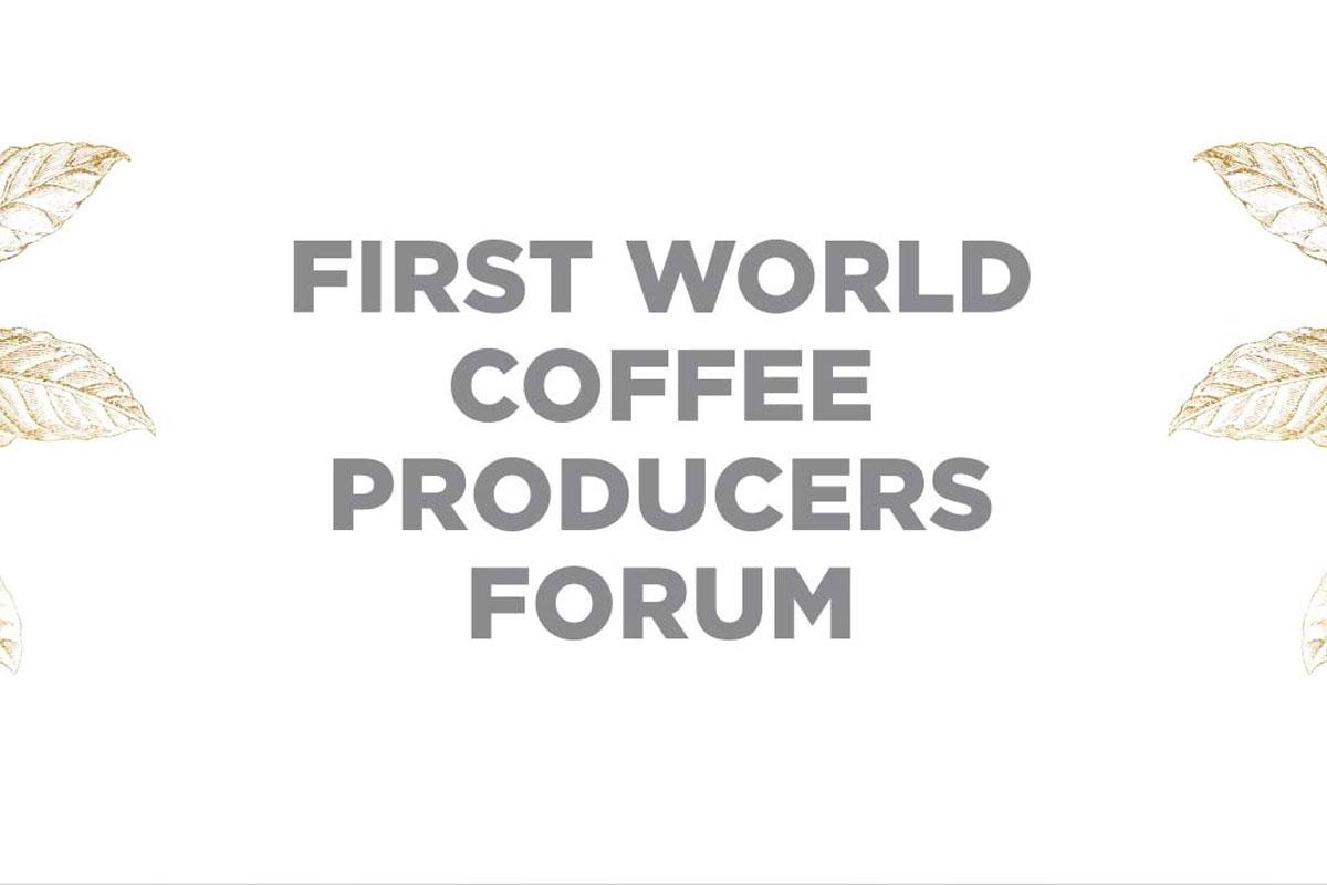 Dünya Kahve Üreticileri Forumu'ndan Beklentiler