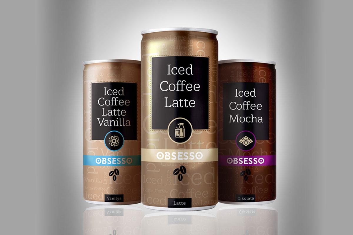 Dimes'ten Soğuk Kahve Markası; Obsesso